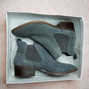 Grey Chelsea Boots Size 10